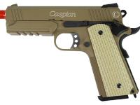 Caspian WE 45-Tactical Combat Warrior, tan Airsoft gun