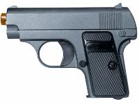 Cybergun Colt 25 Black Airsoft Pistol, Full Metal Airsoft gun
