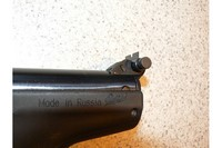 Rear Sight 2 - Here's another view of the new rear sight.