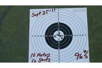10 meters 10 shots - 10 meters 10 shots