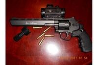 BIG BOY - Dan Wesson with BSA 30mm red dot