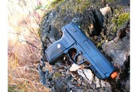 in the woods - the ruger p345