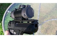 Best scope - Tgis is the only red dot I have that will HOLD its zero even on the steel storm by umerex