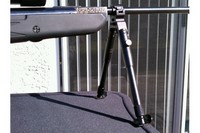 UTG Low-Pro Dragon Claw Clamp-on Bipod - Love it. Works great on my Walther Talon Mag.