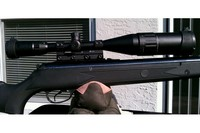 Leapers 5th Gen 4-16x50 Scope - Looks and works perfect on my .22 cal. Walther Talon Mag.