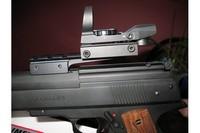 MarkLondons Beeman P1 .20 cal - BKL Adaptor and BSA Multi-Reticle Sight pic 3
