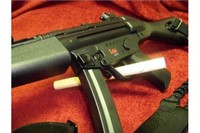 MP5A  - my MP5A airsoft  (shown stock)