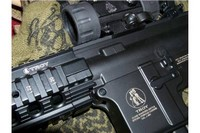 TROY MRF-C - a look at the branding on this awesome gun