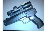 I LOVE THIS GUN - Beeman P17 w/BSA 2x20 Pistol Scope, Duplex Reticle