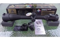 UTG 4-16x44 rifle scope NIB - Here's the UTG rifle scope 4-16x44 as it comes from factory.