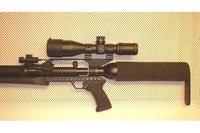 Air Force Talon SS 22 - Talon SS 22 with CenterPoint Power Class 3-12X44AO Compact scope.
