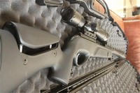 CenterPoint 4-16x40 AO IR  - The scope mounted onto a Gamo Whisper Fusion IGT with a 1-piece mount.