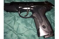 Beretta px4 storm .177 slide locked back - I love this pistol!