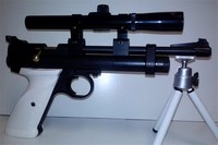 Crosman 2240 - Crosman 2240 with Scope