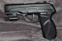 Gamo Pt-85 - With a laser