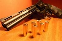 Python - Revolver and shells