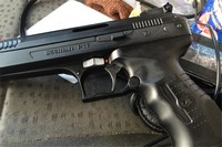 Beeman 17 - Very easy fun to shoot ,accurate 10 meter pistol.its more accurate than my Crosman multipump pistol.cant believe the pistol is so accurate to 15 yards in this price range ,a must have for everyone