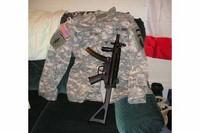 MP5K - Here's my new MP5K by Umarex, it's an awesome and fun gun to shoot!