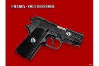 COLT DEFENDER - ANOTHER VIEW OF THIS FINE LOOKING BB-GUN.