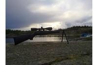 Varmint Hunter - Uppgrades: * deborroing and relube.  * GRT-III trigger * Crossman nitopiston * 3-9x40 CenterPoint Scope * UTG Barrel Bipod