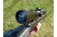 Scope Eyepiece - Zoom eyepiece of scope.