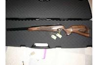 TX200MkIIIWalnut - TX200 Mk III Walnut Stock - left side