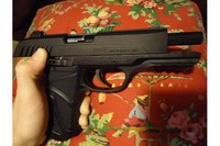 My Gamo PT-85 - Awsome air pistol.