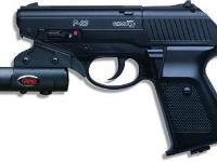 Gamo P-23 BB & Pellet Pistol, Laser Kit Air gun