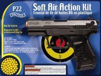 Walther Airsoft P22, Black Airsoft gun