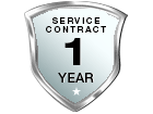 1-Year Service Contract