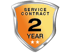 2-Year Service Contract