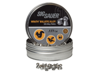 SIG Sauer Sig Sauer Wraith Ballistic Alloy Pellets, .177 Cal, 6.48 Grains, Domed, 300ct