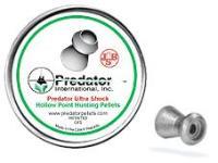 JSB Predator Hollowpoint Ultra Shock .177