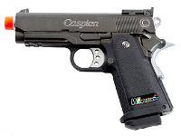 WE TSD/Caspian Baby Hi-Capa 3.8 Custom Pistol Airsoft gun