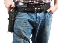 "Gun Belt, 48-52"", Image 6"
