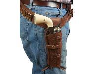 "Gun Belt, 30-34"", Image 7"