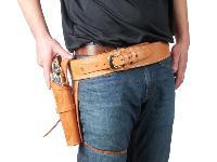 "Gun Belt, 36-40"", Image 6"