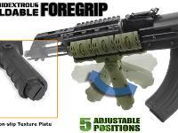 UTG Ambidextrous Foldable, Image 2