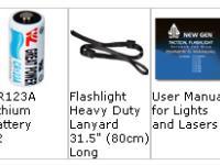 Tactical LED Flashlight,, Image 10