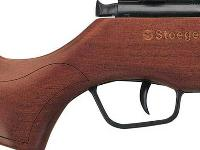 2-stage non-adjustable trigger.