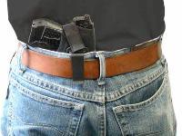 Concealed Belt Holster,, Image 4
