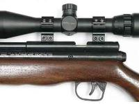 Gun with optional Leapers scope & rings.