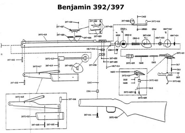 Benjamin 310 Parts Html Autos Post