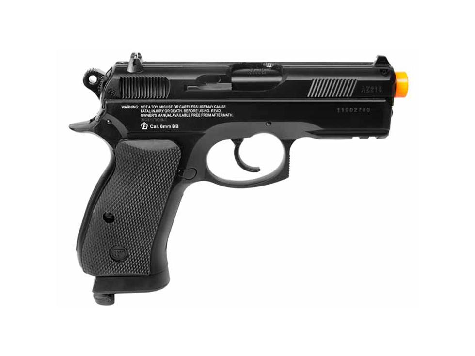 ASG CZ 75D Green Gas Compact Airsoft Pistol | Pyramyd Air