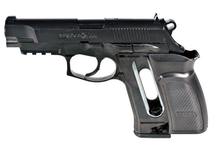 Bersa Thunder 9 PRO BB Pistol 19rd CO2 Gun Realistic Look & Feel - 0.177 cal | eBay