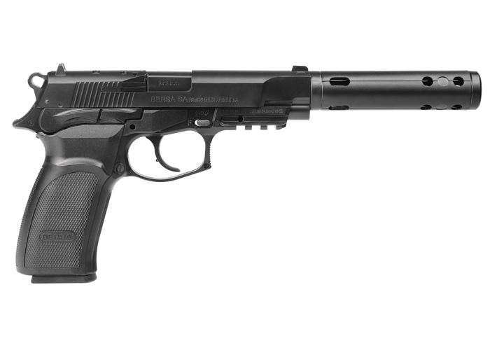 ASG Bersa Thunder 9 PRO BB Pistol Kit - 0.177 cal - BBs CO2 Extra Mag & Fake Com | eBay