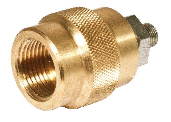 Air arms pcp adapter quot bspp male to din female