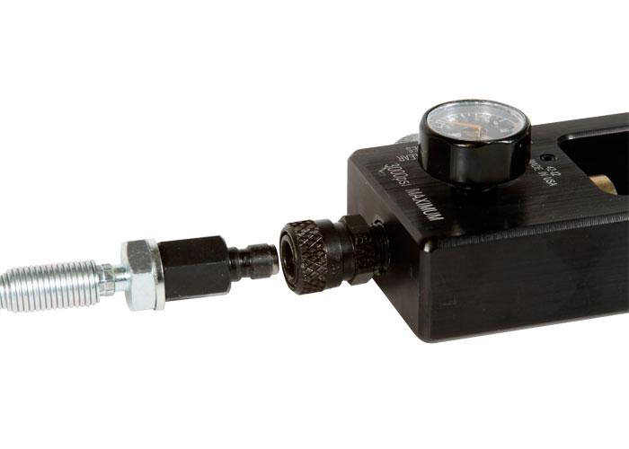 Air venturi scuba tank yoke k valve adapter hose