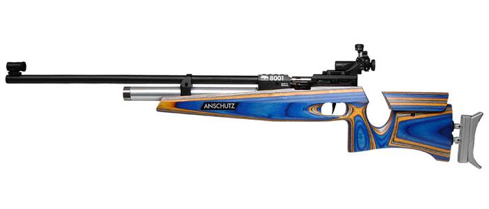 Anschutz 8001 Junior Air Rifle. Air Rifles