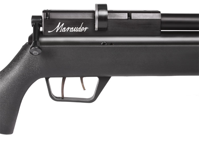 Benjamin Marauder PCP Air Rifle, Synthetic Stock. Air rifles